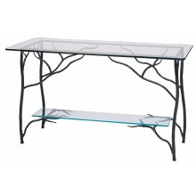 Base Only Branch Console Table