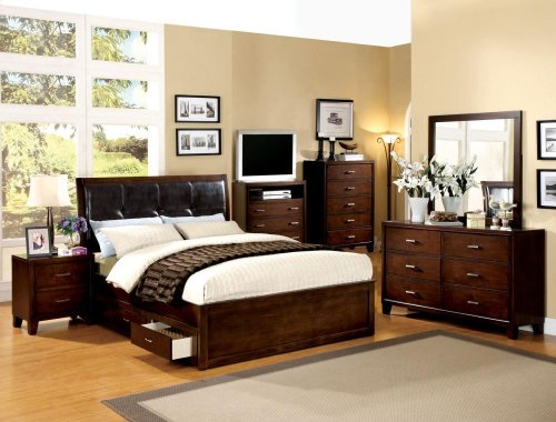 Queen-Size Enrico Iv Bed