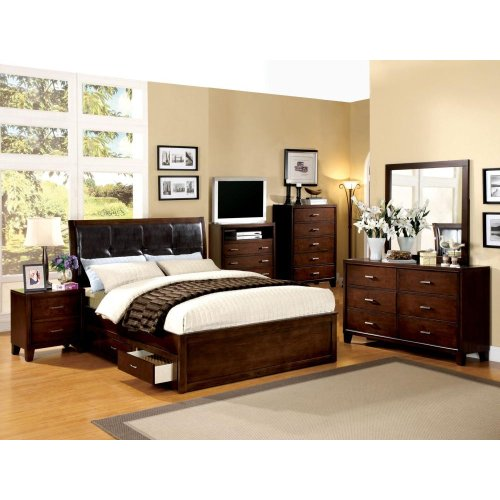 California King-Size Enrico Iv Bed