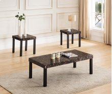 6688 3-Piece Coffee Table Set