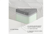 "10"" EK Twin (Twin Xl) Mattress, Need 2 For EK Bed (2.5""+1.5""+6"")"