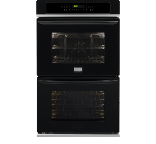 frigidaire gallery double electric wall oven