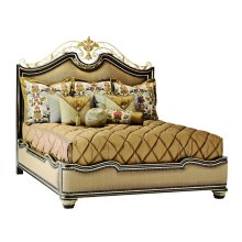Trianon Court Panel Bed
