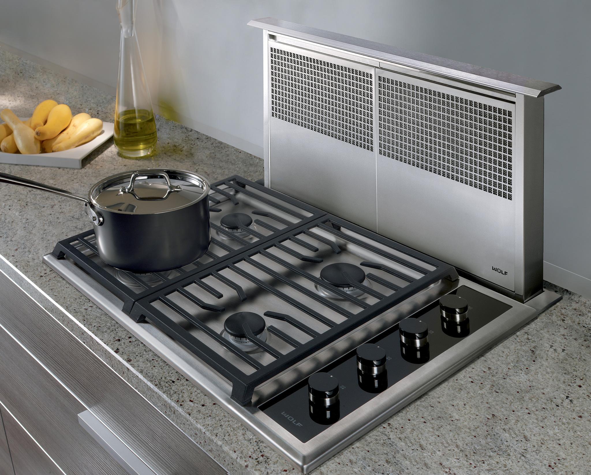 Wolf 30 Quot Downdraft Ventilation Dd30 Kieffer S Appliances