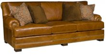Barclay Leather Sofa