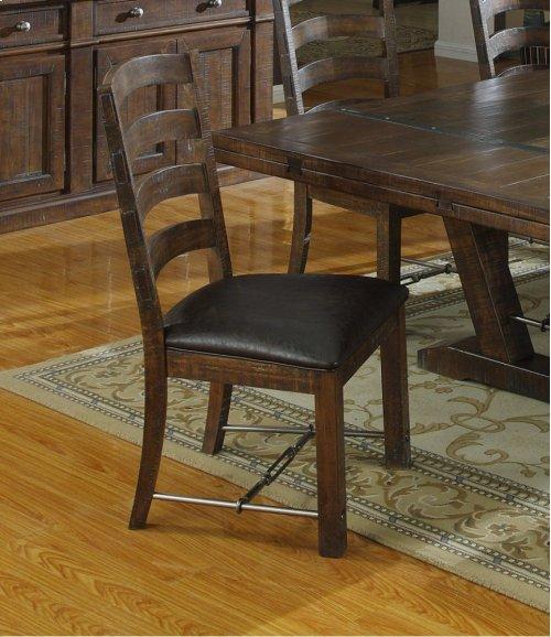 Side Chair Uphol Seat Set Up 2 Per Carton