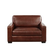 7228 Randall Chair L619n Chestnut