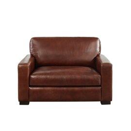 7228 Randall Chair and a Half Chestnut