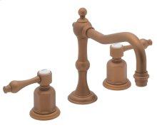"Encinitas 8"" Widespread Lavatory Faucet - Polished Chrome"