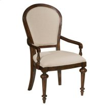 Charleston Place - Oval Back Arm Chair