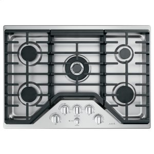 "Cafe30"" Built-In Gas Cooktop"