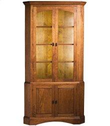 Chase Corner Cabinet