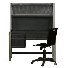 Graphite Desk Hutch (top only, requires base)