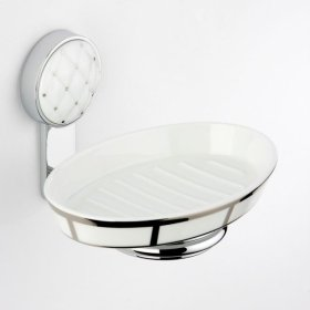 Wall Mounted Porcelain Soap Dish