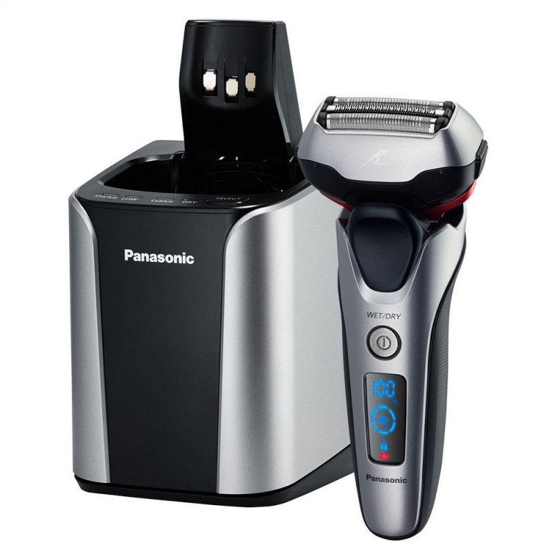 Panasonic Es2113pc Facial Hair Trimmer For Women With Pivoting Head
