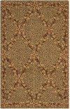 Vallencierre Va89 Multicolor Rectangle Rug 3'6'' X 5'6''