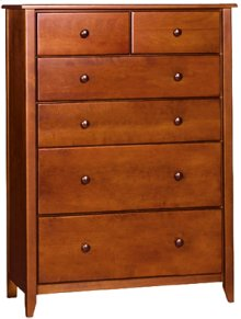 Rossport 6 Drawer Chest And Blanket Drawers