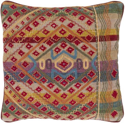 """Monetta MOP-001 20"""" x 20"""" Pillow Shell with Polyester Insert"""