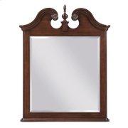 Vertical Pediment Mirror Product Image