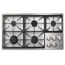 """Discovery 30"""" Gas Cooktop,, in Black with Liquid Propane"""