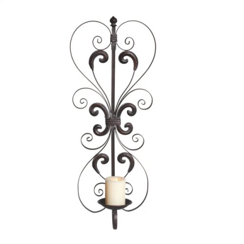 Royal Scroll Wall Sconce