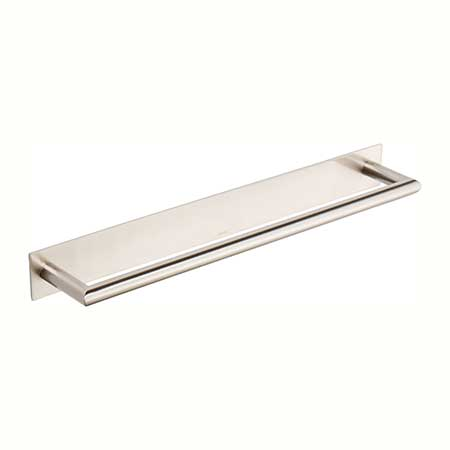 "Satin Nickel 18"" Towel Bar"