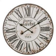 Farmer's Market Clock