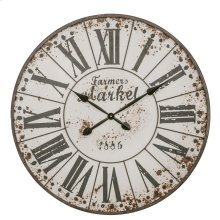 Farmer's Market Clock