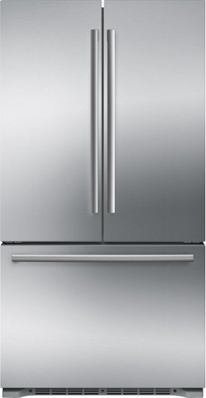 "800 Series 36"" Freestanding Counter-Depth French Door Refrigerator, B21CT80SNS, Stainless Steel Product Image"