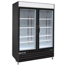 Glass Door Merchandiser Freezer X-Series