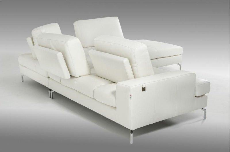 Vgntvoyagerwht In By Vig Furniture In La Mirada Ca Estro Salotti