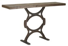 Factory Console Table