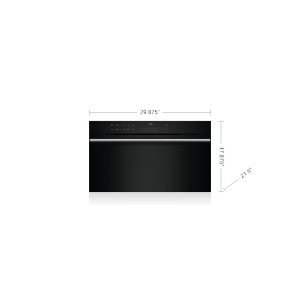 "30"" M Series Contemporary Convection Steam Oven"