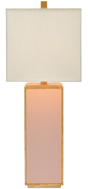 Arden Pink Table Lamp