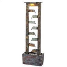 Aqueduct - Indoor/Outdoor Floor Fountain