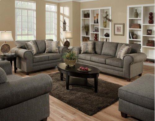 3750 Romance Graphite Sofa Only