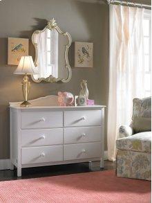 Fisher-Price Double Dresser, Snow White