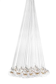 Starburst 37-Light Pendant