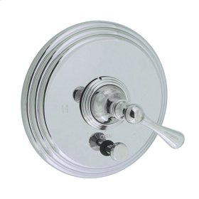 Asbury - Pressure Balance Mixing Valve Trim - Brushed Nickel