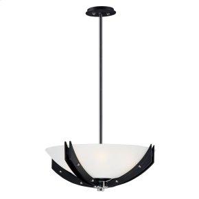 Merge 4-Light Semi-Flush Mount/Pendant