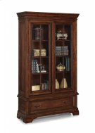 Woodlands Sliding Door Bookcase Product Image
