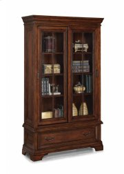 Woodlands Sliding Door Bookcase Product Image