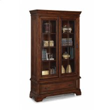 Woodlands Sliding Door Bookcase