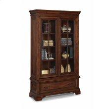 Woodlands Sliding Door Bookcase
