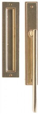 """Stepped Lift & Slide - 1 3/4"""" x 11"""" Silicon Bronze Brushed Product Image"""