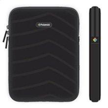 Polaroid Plush Neoprene iPad 2 and iPad 3 Protective Sleeve, Black - PAC160BK