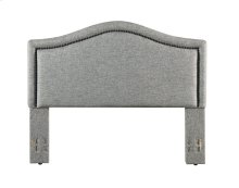 Grayling Headboard - King/Cal-King, Granite