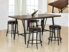 David Counter Height Swivel Stool Product Image