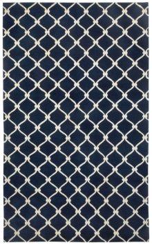 Fence Navy Ivory