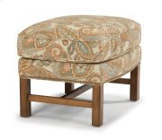 Chancellor Fabric Ottoman Product Image